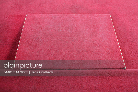 Roter Teppich - p1401m1476655 von Jens Goldbeck