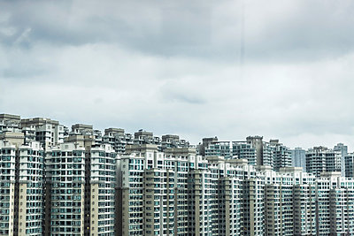 Abundance of apartment blocks - p429m898292 by Alan Graf