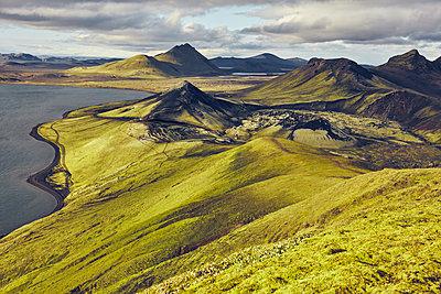 Landmannalaugar Nationalpark - p1305m1190690 von Hammerbacher