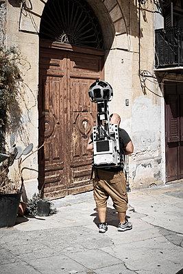 Google, Street view photography - p851m2073198 by Lohfink