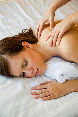Massage - p4130596 von Tuomas Marttila