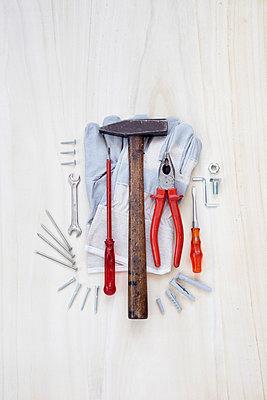 Werkzeuge - p464m754945 von Elektrons 08