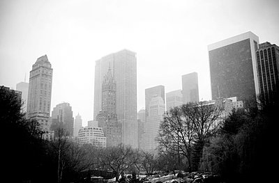 Manhattan - p5400058 by Claire Morgan