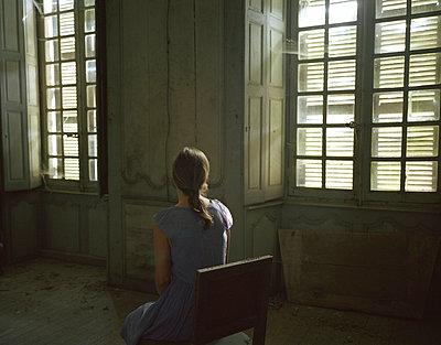 Warten für die Ewigkeit - p9450036 von aurelia frey