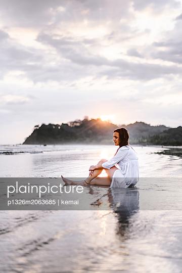 Chillen am Strand II - p1326m2063685 von kemai
