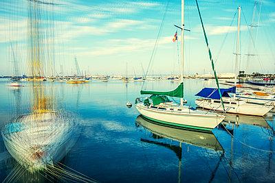 San Diego Hafen - p1436m1492998 von Joseph S. Giacalone