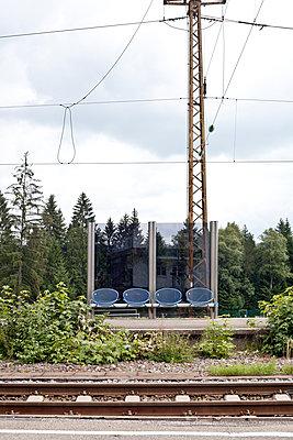 Bahnhof - p1043m1165764 von Ralf Grossek