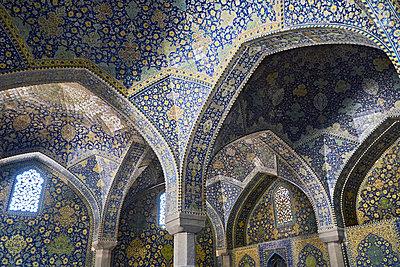 Königsmoschee Isfahan - p1146m1445008 von Stephanie Uhlenbrock