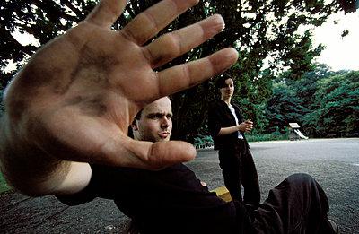 Genervt - p2190070 von Carsten Büll