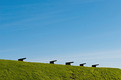 Cannons - p383m856040 by visual2020vision