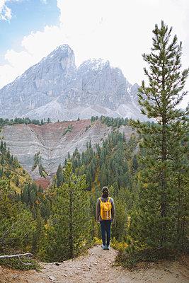 Wander in den Dolomiten - p1396m1541325 von Hartmann + Beese