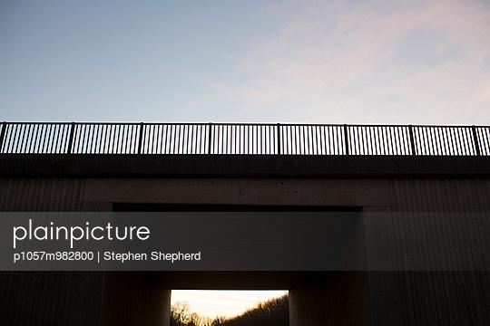 Dämmerung - p1057m982800 von Stephen Shepherd
