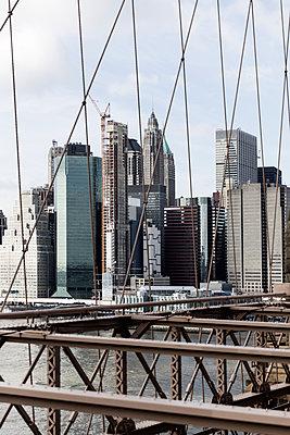 Skyline von New York - p1094m2057232 von Patrick Strattner