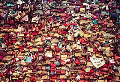 Locks - p401m1064432 by Frank Baquet