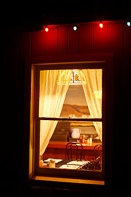 VIEW TROUGH A WINDOW - p1430m1503815 by Charlotte Bresson