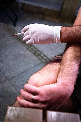 Der Handschuh - p1509m2217300 von Romy Rolletschke
