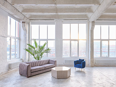 Loft in an old fabric - p390m2287800 by Frank Herfort