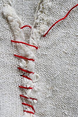 Red thread - p450m1584306 by Hanka Steidle