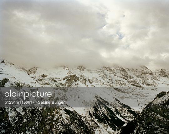 Berge - p1294m1159617 von Sabine Bungert