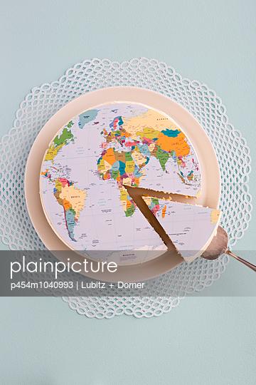 Ein Stück Welt - p454m1040993 von Lubitz + Dorner