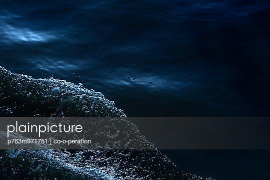 Wasserbewegung - p763m971751 von co-o-peration