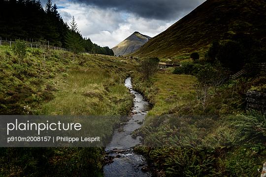West Highland Way - p910m2008157 von Philippe Lesprit