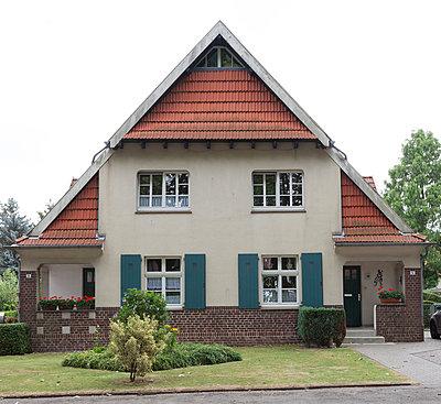 Haus in der Siedlung Teutoburgia III - p105m882383 von André Schuster