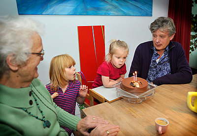 Children's birthday party - p896m834882 by Amber Beckers