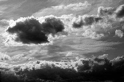 Wolkenbild - p8240038 von jochen leisinger