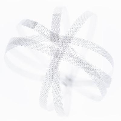 Plastic ribbon - p401m2264026 by Frank Baquet