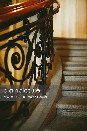 Treppengeländer - p946m1091100 von Maren Becker