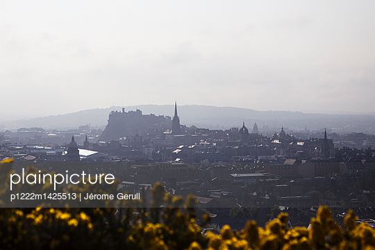 Edinburgh Castle - p1222m1425513 von Jérome Gerull