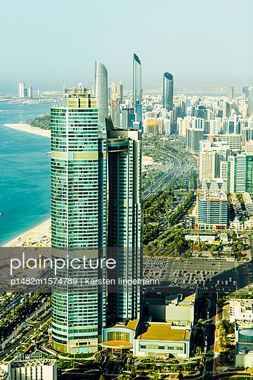 Abu Dhabi - p1482m1574789 von karsten lindemann