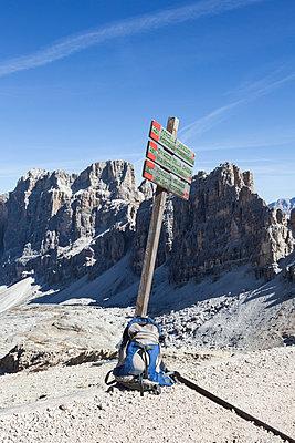 Bergpanorama - p930m938702 von Phillip Gätz
