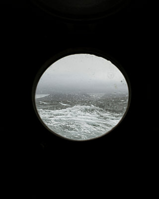 View through a bull's eye - p1214m2263139 by Janusz Beck