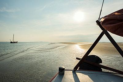 Terschelling, Sandbank - p1132m1486461 von Mischa Keijser