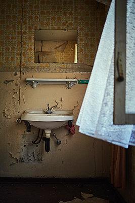 Verfallene Jugendherberge - p1200m1131536 von Carsten Görling