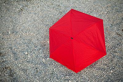 Schirm von oben - p4540519 von Lubitz + Dorner