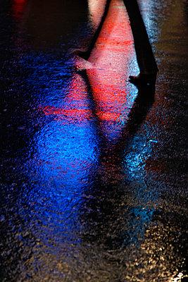 Red light - p2380527 by Anja Bäcker