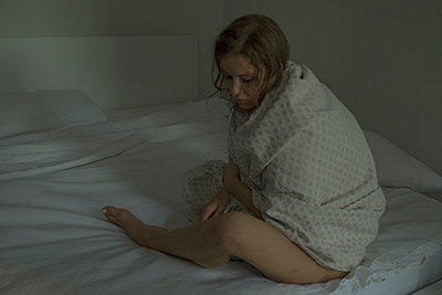 insomnia - p1471m1539269 by Natalia Bazina