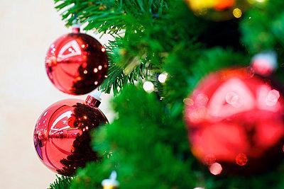 Weihnachtskugeln - p6060662 von Iris Friedrich