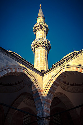Minaret - p1062m871881 by Viviana Falcomer