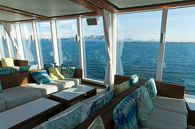 Panoramadeck, Norwegen - p171m1071894 von Rolau