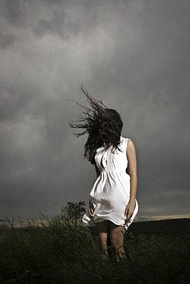 Windy - p1019m739850 by Stephen Carroll