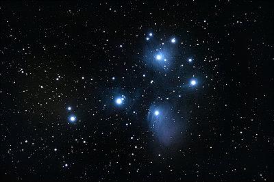 M45 pleiades open star cluster - p300m1204603 by David Herraez Calzada