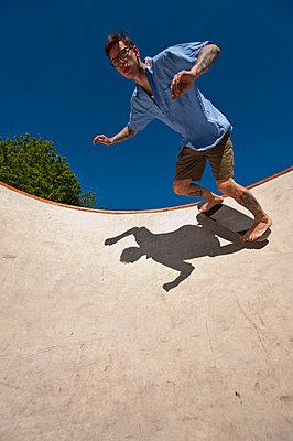 Skateboarding - p2200807 by Kai Jabs