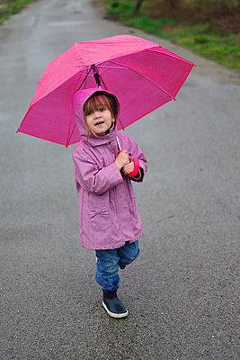 Schönes Regenwetter - p8290173 von Régis Domergue
