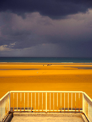 Coast of the Normandy - p1654m2289066 by Alexis Bastin