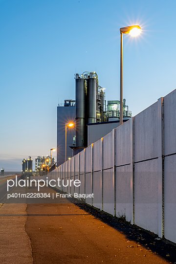 Industrial area - p401m2228384 by Frank Baquet