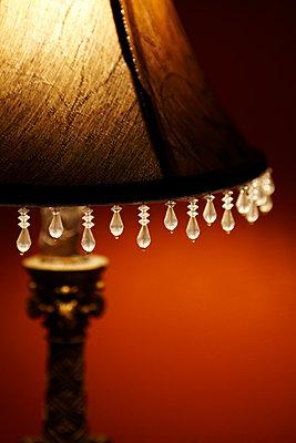 Alter Lampenschirm - p415m2099914 von Tanja Luther